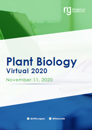 Plant Biology and Biotechnology | Online Event Event Book
