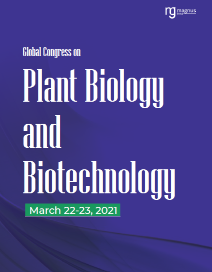 5th Edition of Global Congress on  Plant Biology and Biotechnology | Online Event Book