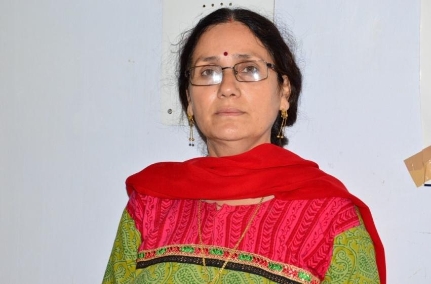 Speaker for Plant Biology 2021: Sunita Chandel