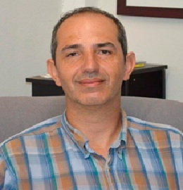 Potential Speaker for plant science conferences - Enrique Castano de la Serna