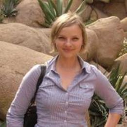 Speaker for Plant Science Conference - Magdalena Opalinska