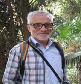 Potential Speaker for plant biology conferences - Nickolai Shadrin
