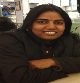 Potential Speaker for plant biology conferences - Renu Kumari