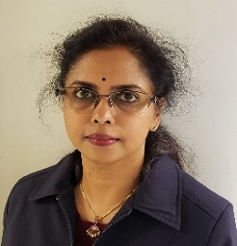 Speaker for plant biology conference - Sowmyalakshmi Subramanian